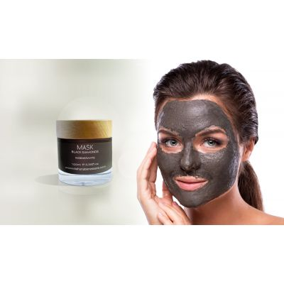 Maschera black diamond
